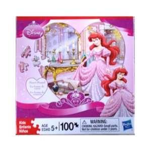 Disney Princess  100 piece Ariel Heart Shaped Puzzle Toys & Games