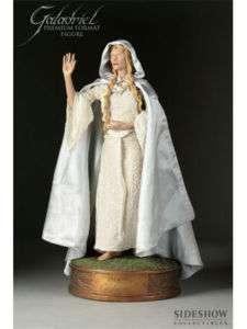 SIDESHOW LORD RINGS GALADRIEL PREMIUM FORMAT 1/4 STATUE