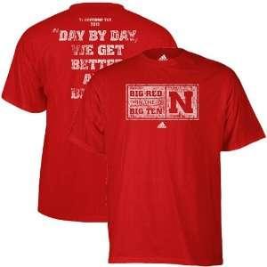 NCAA adidas Nebraska Cornhuskers Official 2011 Traditions