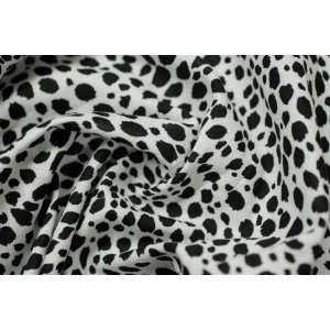 Animal Skin Printed Cotton Fabric