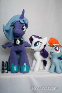 Princess Luna, My Little Pony, Friendship is Magic, New, Plushie, Doll