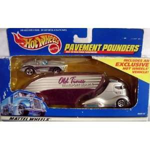 HOT WHEELS PAVEMENT POUNDERS DIE CAST VEHICLE Toys & Games