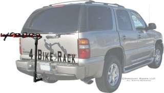 BIKE CARRIER RACK BICYCLE RACKS 1.25 & 2 SWING DOWN