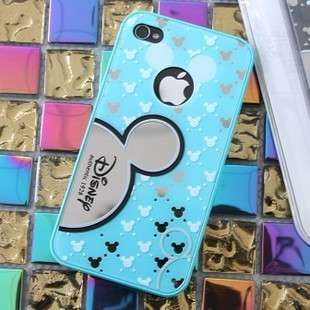 Mickey Mouse Hard Skin Case Back Cover For Apple iPhone 4 4G 4S