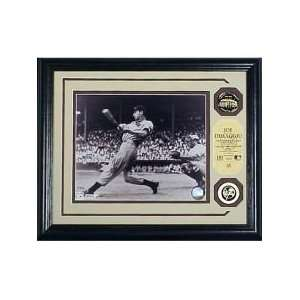 Joe DiMaggio NY Yankees Framed Photomint   PHOTO282K
