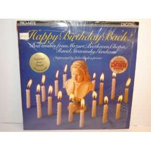 Happy Birthday Bach! : Best Wishes From Mozart, Beethoven