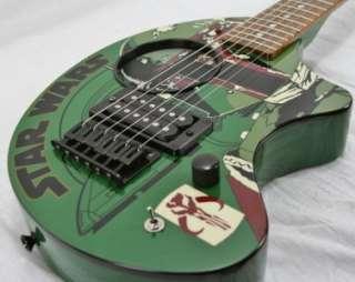 Fernandes Star Wars Boba Fett Nomad Limited Edition Electric Guitar w