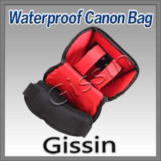 Waterproof Camera Case Bag for Canon 7D,50D,550D,500D