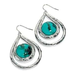 Fiorelli Large Tear Drop Fish Hook Earrings Fiorelli Jewelry