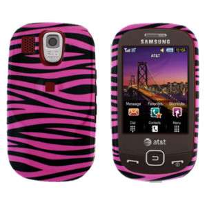 Samsung Flight A797 Pink Zebra Phone Case Cover NEW