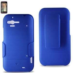 HTC Rhyme Holster Combo Case Blue W/Kickstand W/Screen