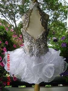 National Level Mega Glitz Pageant Dress*NEW DESIGN*