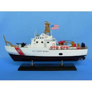 USCGC Patrol Boat 16 inch Coast Guard Model Boat Toys & Games