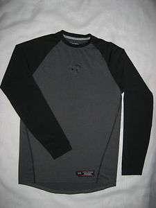 New UNDER ARMOUR Mens Baseball HeatGear FITTED Shirt Size SM NWOT