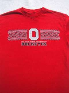LOT of 2 OHIO STATE UNIVERSITY Buckeyes MEDIUM T SHIRTS