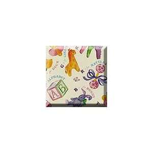 1ea   24 X 100 Baby Things Gift Wrap Health & Personal