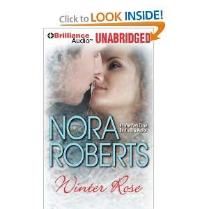 Winter Rose Nora Roberts, Coleen Marlo 9781441867476