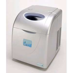 Whynter SNO IM 15S Portable Ice Maker in Platinum [Kitchen