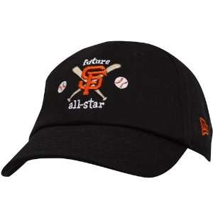 New Era San Francisco Giants Infant Black Future All Star