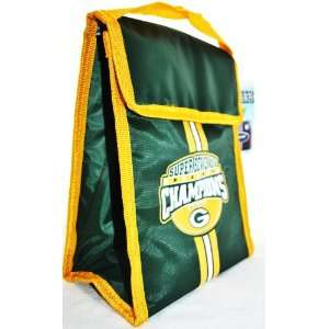 GREEN BAY PACKERS NFL OFFICIAL SUPER BOWL CHAMPIONS OFFICIAL
