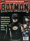batman official movie magazine michae l keaton jack nich expedited