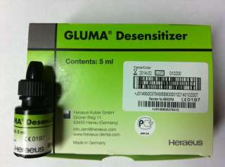 GLUMA DESENSITIZER STANDARD PACKAGE