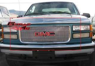 94 99 GMC Yukon/Suburban/Pickup Vertical Billet Grille