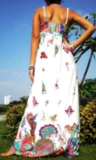 Patriasia NEW Woman Summer Boho Ladies Long Maxi Dress