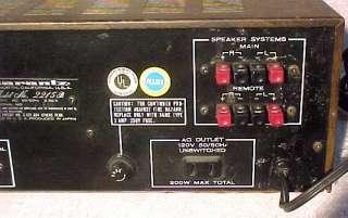 Marantz 2215B Classic AM/FM Stereo Receiver,Works Fine