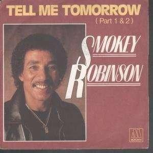 INCH (7 VINYL 45) FRENCH MOTOWN 1981: SMOKEY ROBINSON: Music