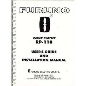 Furuno RP110 Users Guide and Installation Manual GPS & Navigation