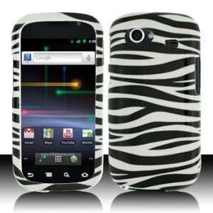 Samsung i9020 Nexus S 4G Black Whie Zebra Case Cover Proecor (free