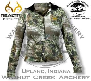 Realtree Girl MAX 1 Camo Hooded Jacket RG404 MX1