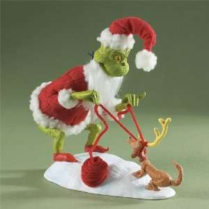 Possible Dreams Clohique   Merry Grinchmas figurine Home & Kichen