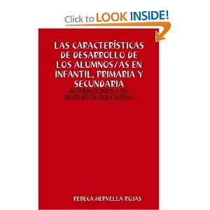 (Spanish Edition) (9781409252030) REBECA HERVELLA ROJAS Books