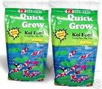 Hai Feng Quick Grow Koi Food 11 MED/LG Pellet Fish Pond