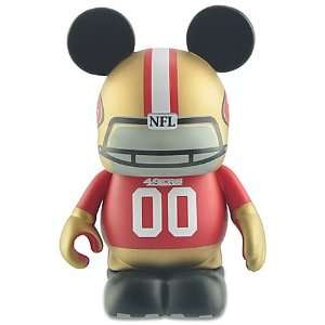 Disney Vinylmation National Football League NFL San Francisco 49ers 3