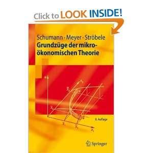): Jochen Schumann, Ulrich Meyer, Wolfgang Ströbele: Books