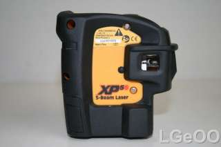 CST/Berger XP5S 5 Point Laser Level