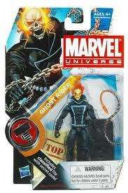 Marvel Universe Ghost Rider Classic Costume