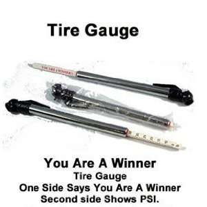 5 50 Psi Tire Gauge Pack of 10 Pcs