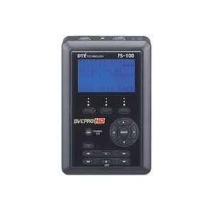 Panasonic FireStore Portable Recorder FS 100   Data