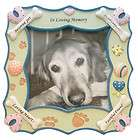In Loving Memory Dog Photo Frame SHIPS FREIGHT FREE! #2445