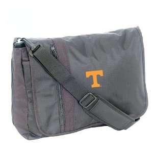 Mercury Luggage Tennesee Volunteers Black Messenger Bag