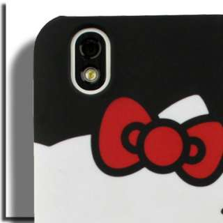 Case for LG Marquee Black LS855 P970 Cover Hello Kitty Skin Faceplate