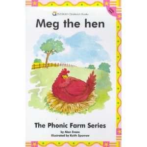 Meg the Hen Level 1 (The Phonic Farm Series (Level 1