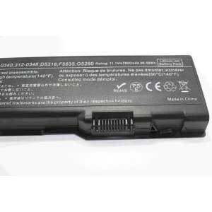 1V 9 cells Laptop Battery for Inspiron 6000 /9200/9300/9400, Inspiron