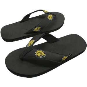 Ladies Black Interchangeable Flip Flops