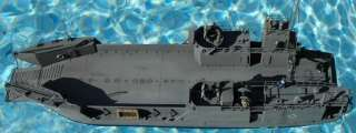 72 Mach 2 U.S. NAVY LCT 6 WWII Landing Craft Tank