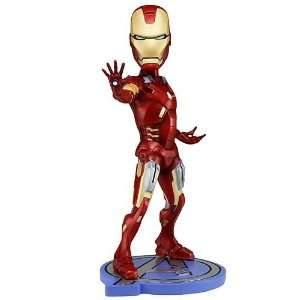 Neca Marvel Avengers Movie Iron Man Bobble Head Knocker